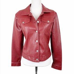 Vintage BB Dakota Pret A Porter Leather Jacket